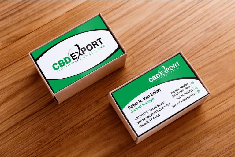 Realizacja firmy DKAmedia dla Firmy CBD Export