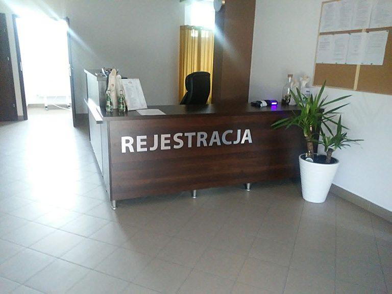 Agencja Reklamowa DKAmedia - Oferta Reklama - litery 3D - Projekt oraz realizacja liter 3D dla Reh-Mart Pracownia Rehabilitacyjna Marta Niedbała w Nowej Sarzynie