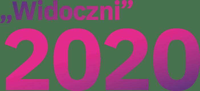 Logo Widoczni 2020 - Strony internetowe Leżajsk - Agencja Reklamowa DKAmedia